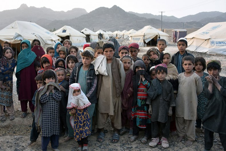 AFGHANISTAN-CONFLICT-DISPLACED