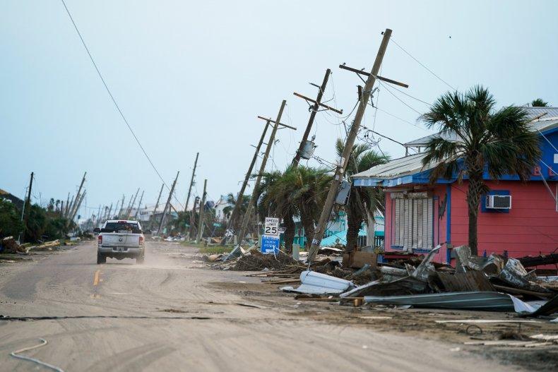 Hurricane Sam intensifies