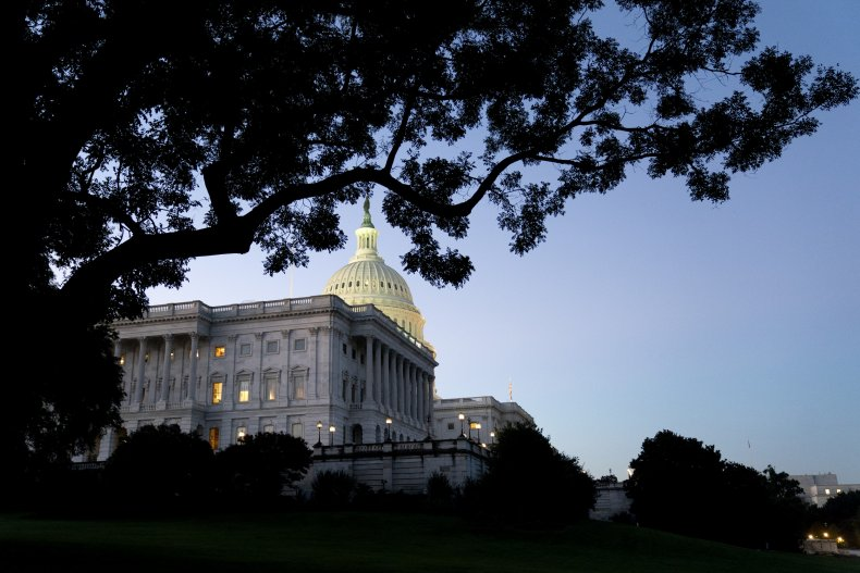 House Democrats infrastructure $3.5 trillion budget bill
