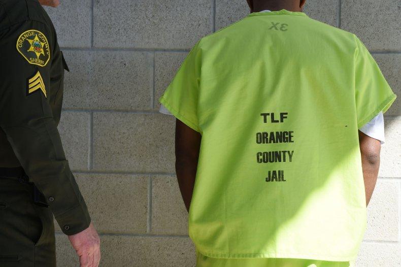 orange county deputy arrested