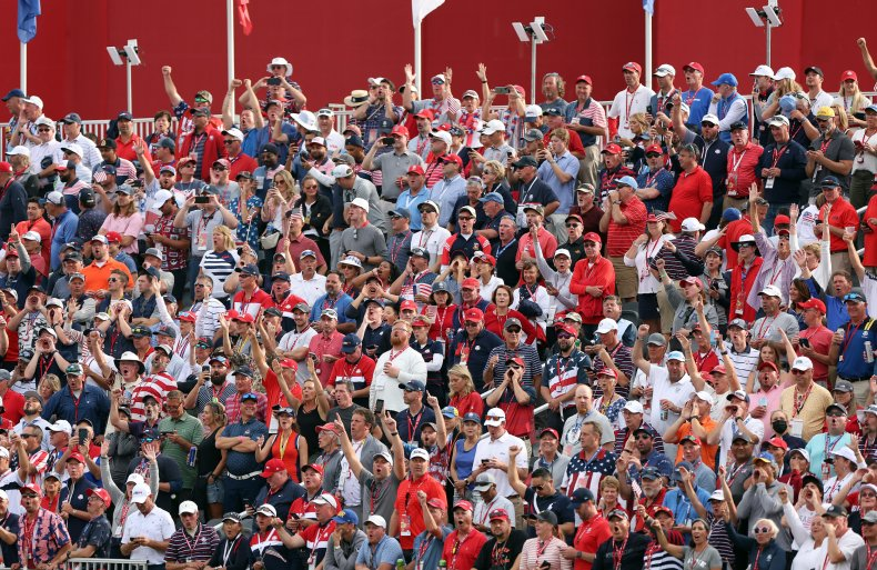 Singles Matches of the 43rd Ryder Cup