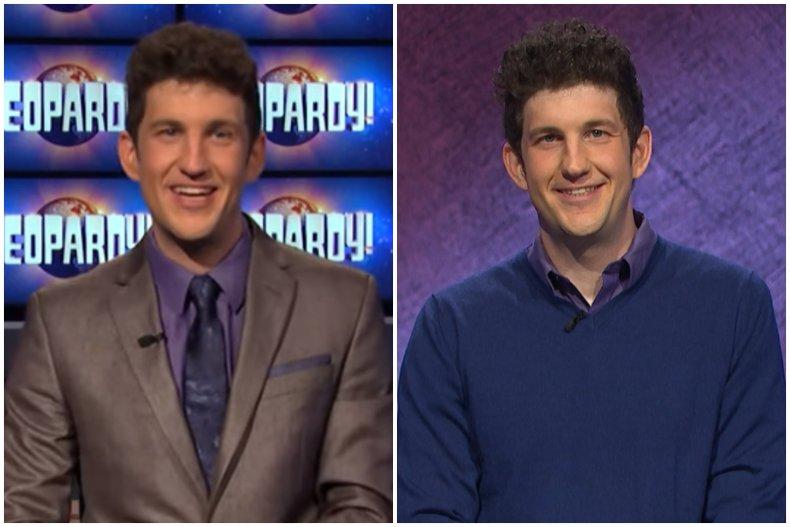 """""""Jeopardy!"""" champion Matt Amodio"""