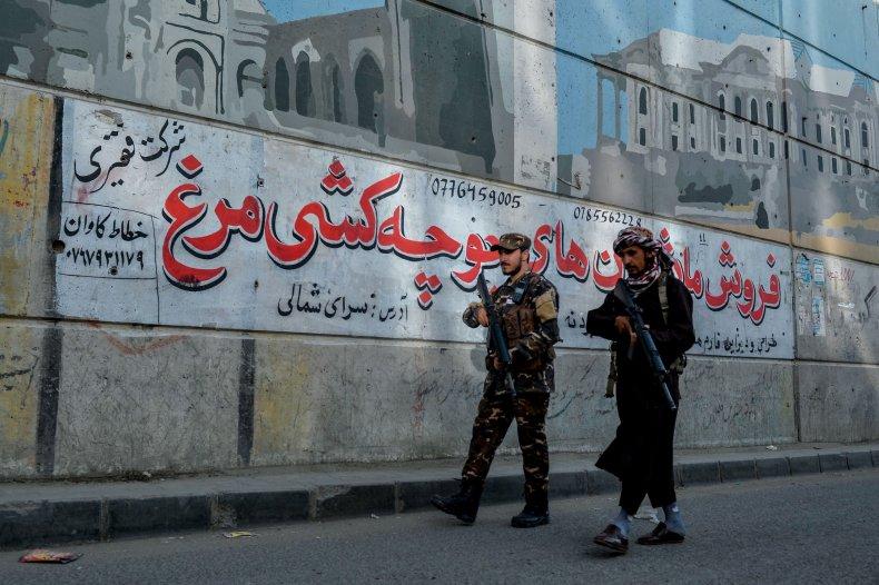 Taliban Rule Afghanistan