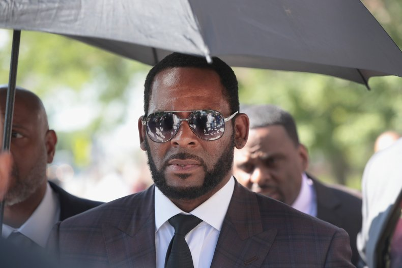 R. Kelly convicted in New York