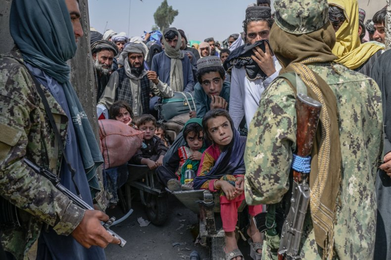 Taliban Beard Trimming Ban