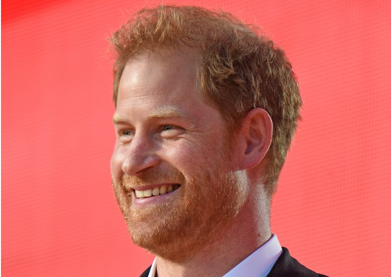 Prince Harry at Global Citizen Live