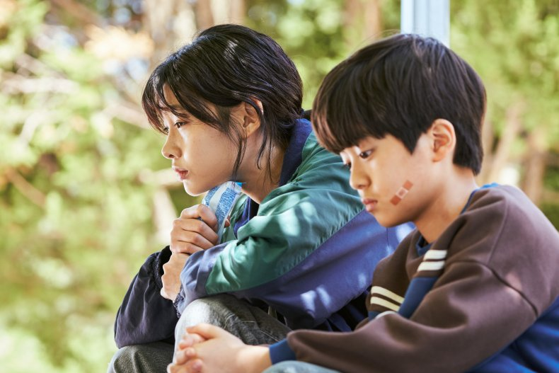 "HoYeon Jung in ""Squid Game.'"