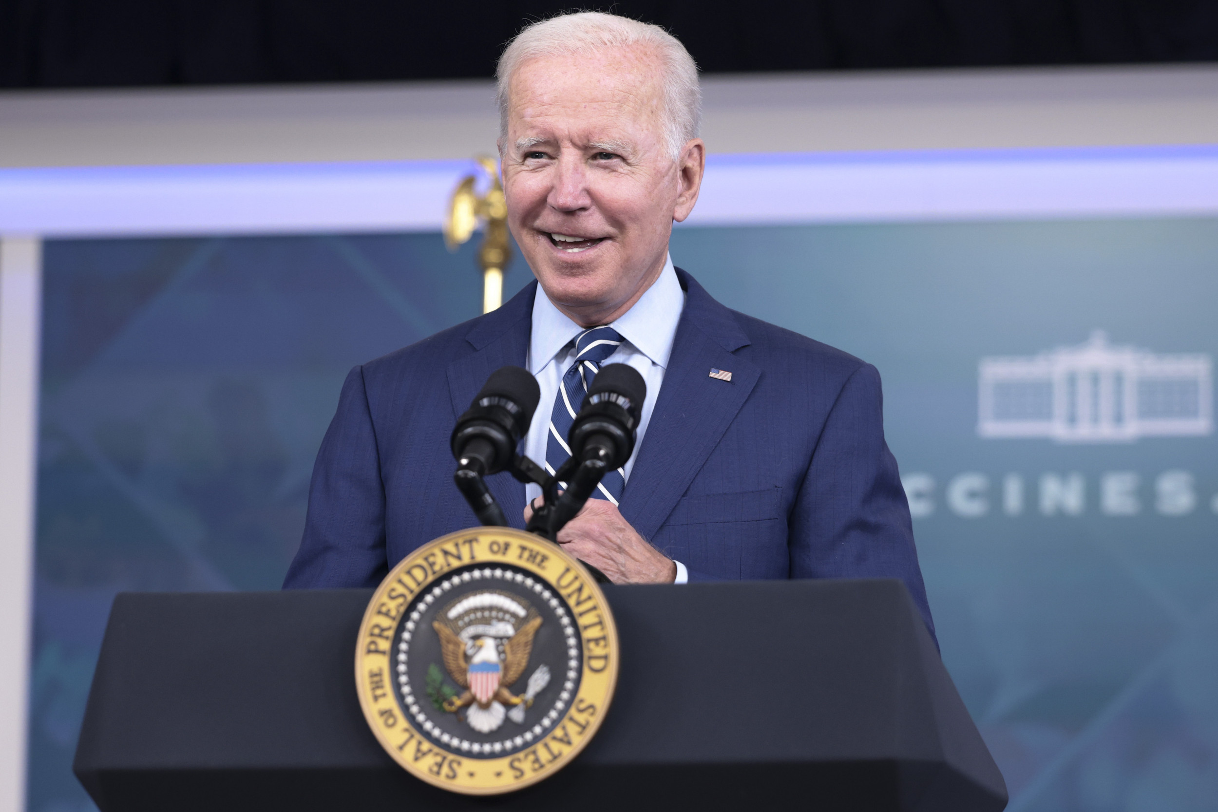 Joe Biden Braces for What Would Be Earliest Government Shutdown in Any Administration - Newsweek
