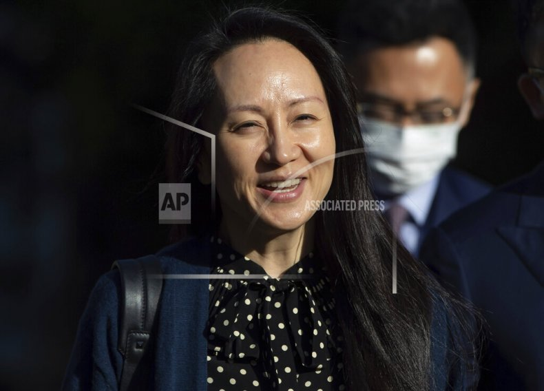 Meng Wanzhou released from Canada