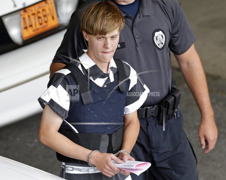 Dylan Roof denied request for new hearing