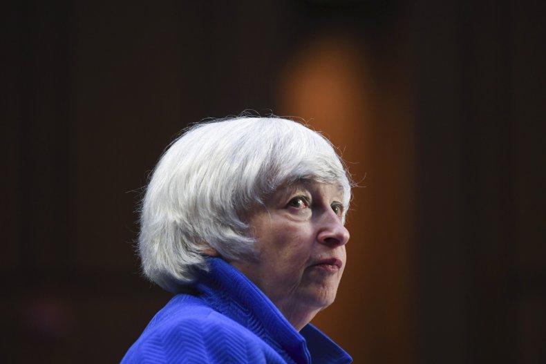 "Treasury Secretary supports ""Build Back Better"""