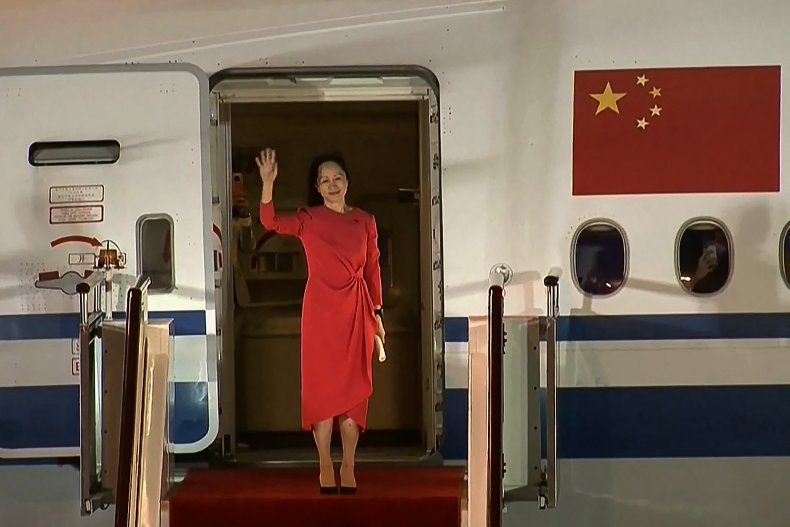 China Expects U.S. Cooperation After Meng Wanzhou