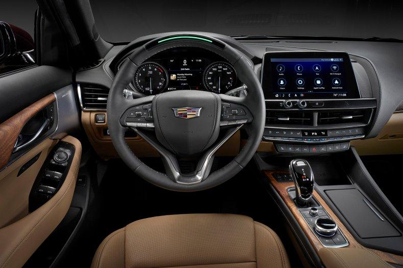 2021 Cadillac CT5 Super Cruise