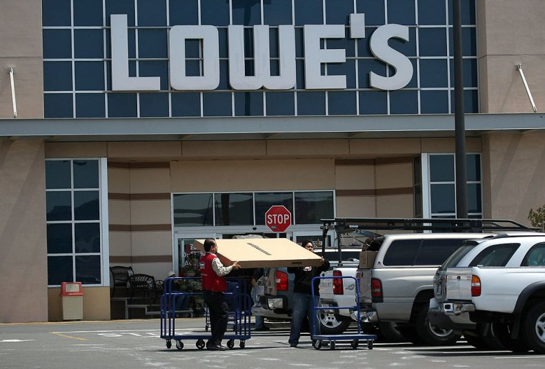 Lou's companies.