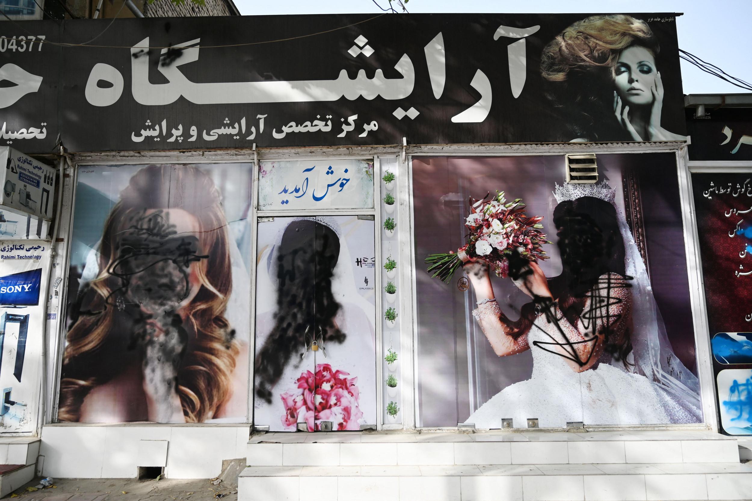 2 weeks of darkness in Afghanistan