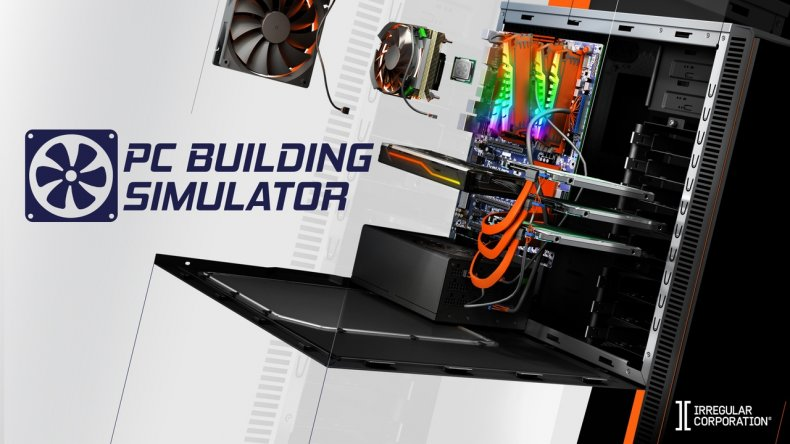 PC Building SImulator Keyart