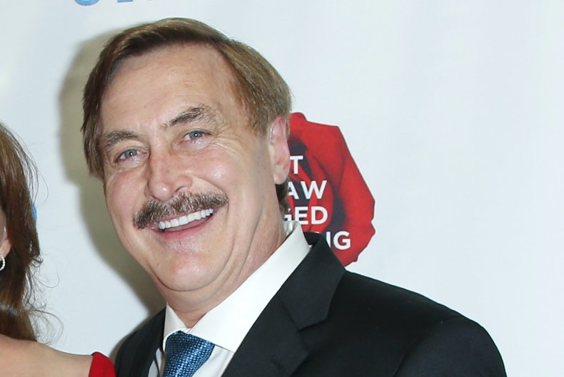 MyPillow Mike Lindell Fox News commercial ad