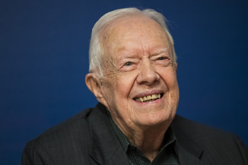 Jimmy Carter turns 97