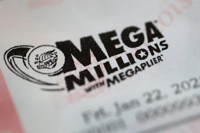 Mega Millions lottery winner Florida