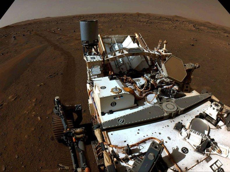 Persistence on Mars.