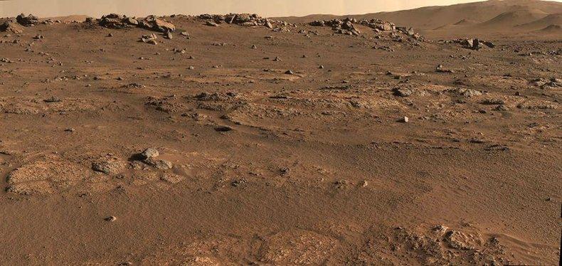 Mastcam-Z on Mars.