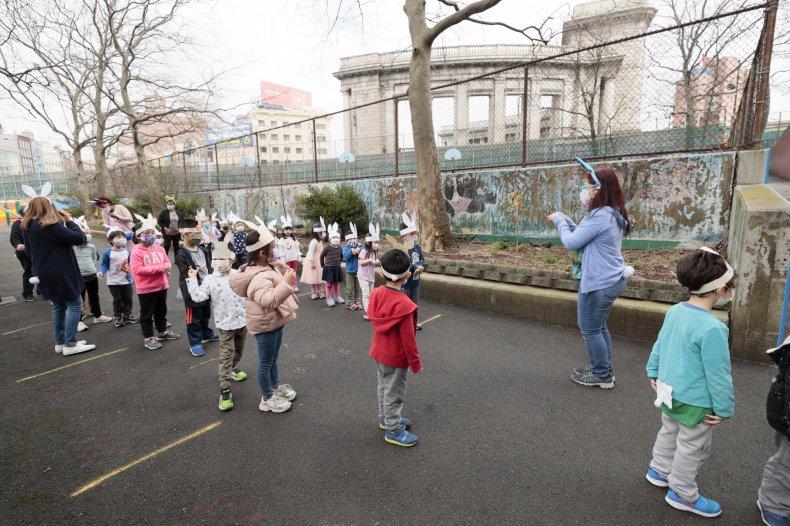 Scots allow NY vaccine mandate among teachers.