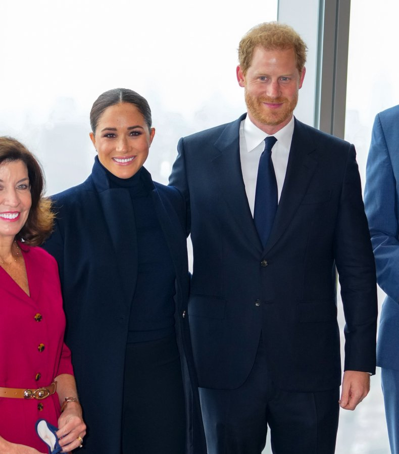 Harry and Meghan's biggest September day.
