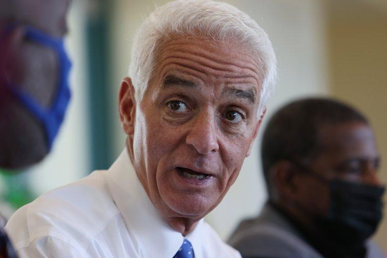 Gubernatorial Candidate Charlie Crist Spoke to Newsweek