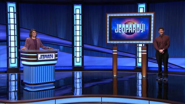 Matt Amodio has won 33 Jeopardy! games