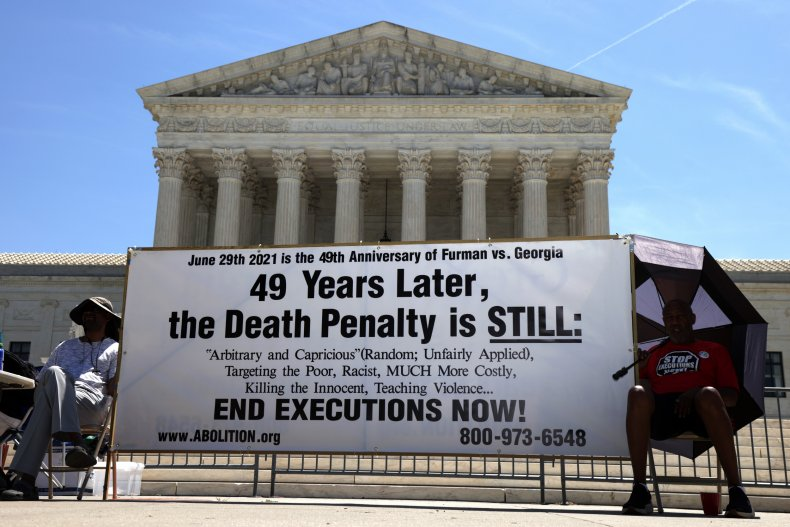 Activists participate in vigil on death penalty
