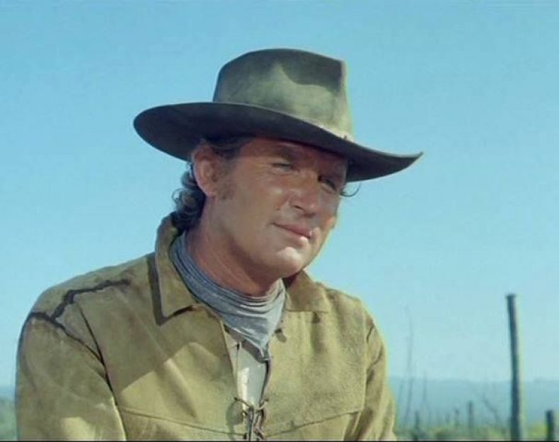 Don Collier on The High Chaparral