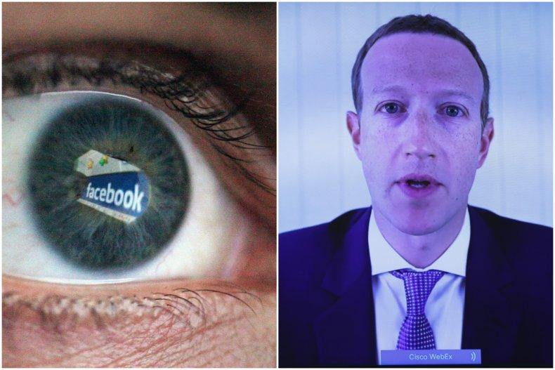 Mark Zuckerberg left in shock over Facebook allegations