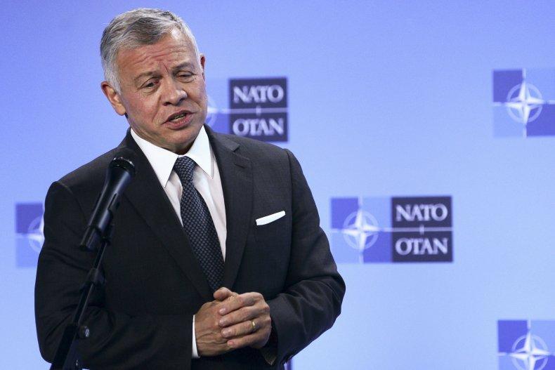 King Abdullah II Pandora Papers