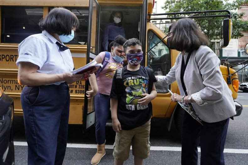 Teachers now required to be vaccinated inNYC