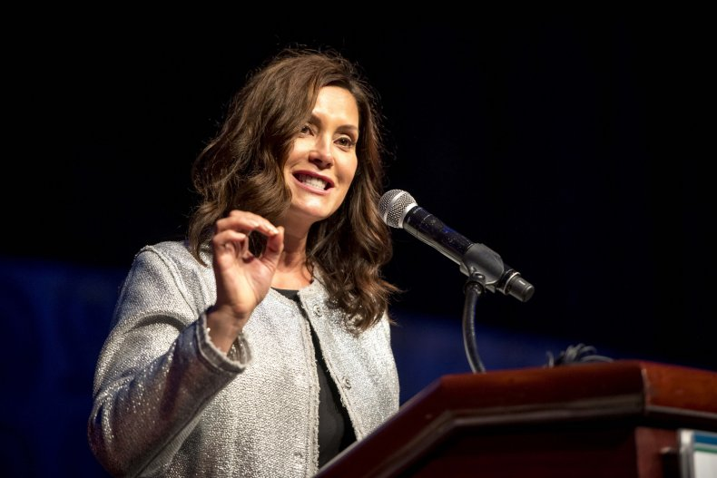 """The government blames Gretchen Whitmer. """"Great"""""""