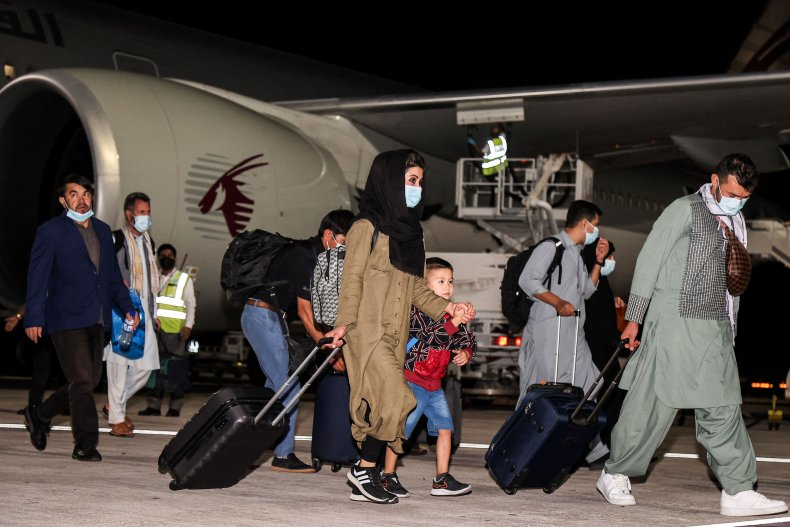 Afghanistan airport