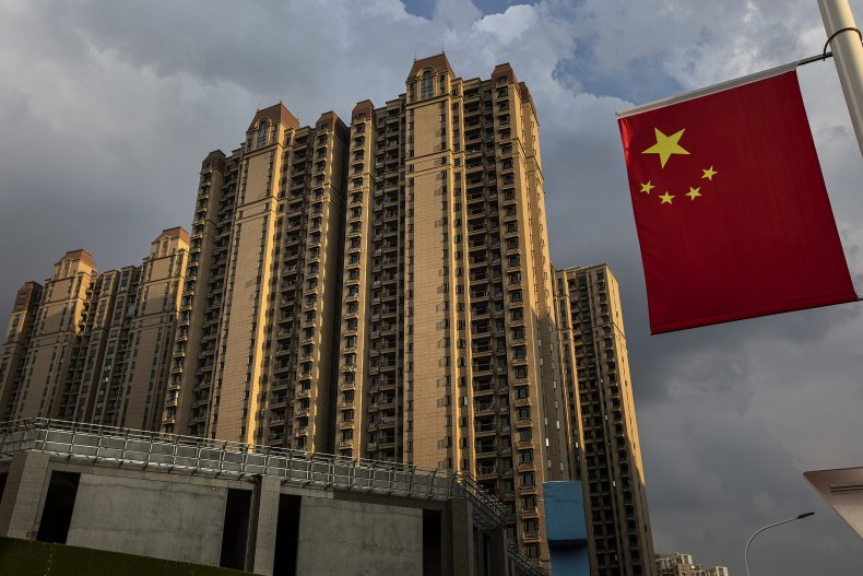 Daily Life In China's Evergrande Community