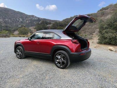 2022 Mazda MX-30 hatchback