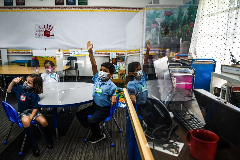 Florida Missed Deadlines for COVID Education Funding