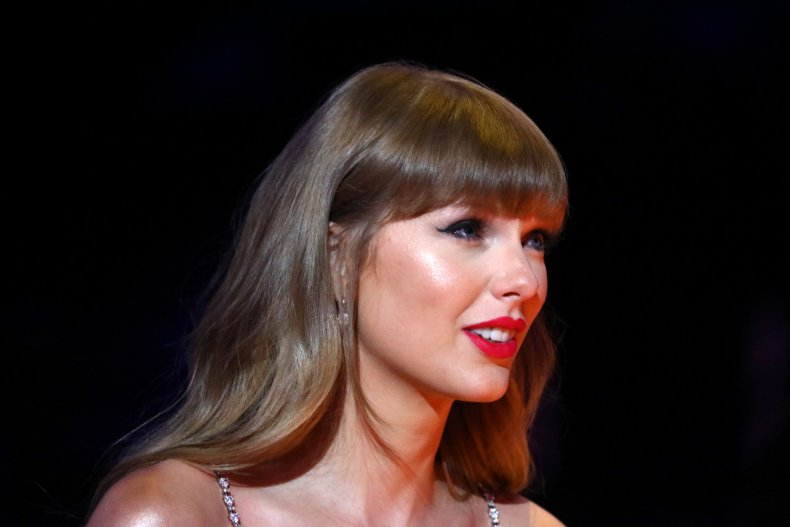 Virginia Governor Taylor Swift Race