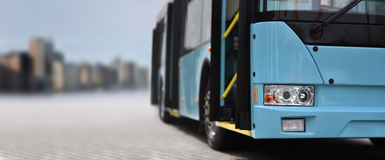 Oakland city bus