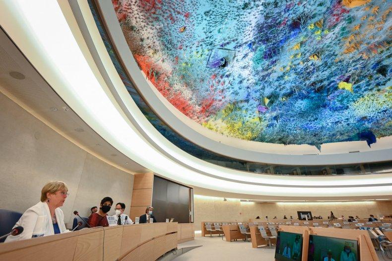U.N. Human Rights Council