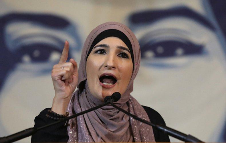 Muslim activist Linda Sarsour