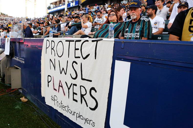 NWSL Sexual Abuse