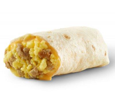 Wendys burrito