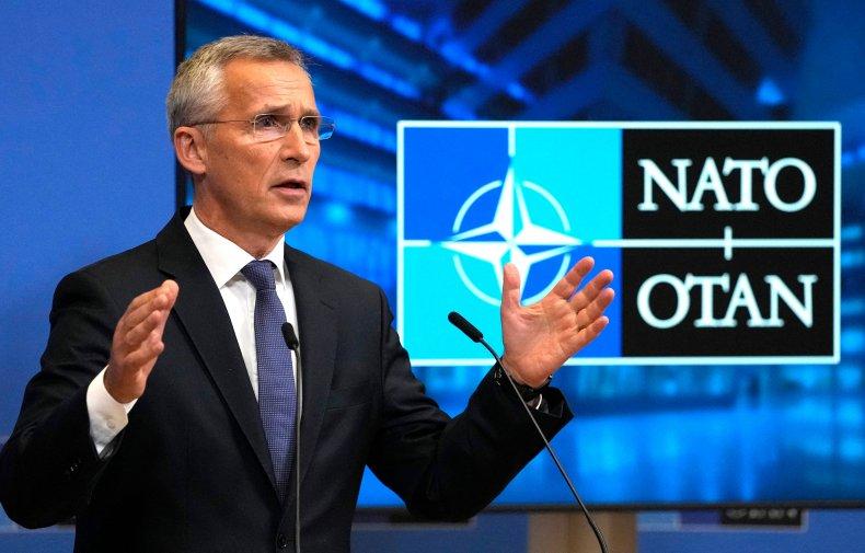 NATO Chief Confident In Transatlantic Partnership