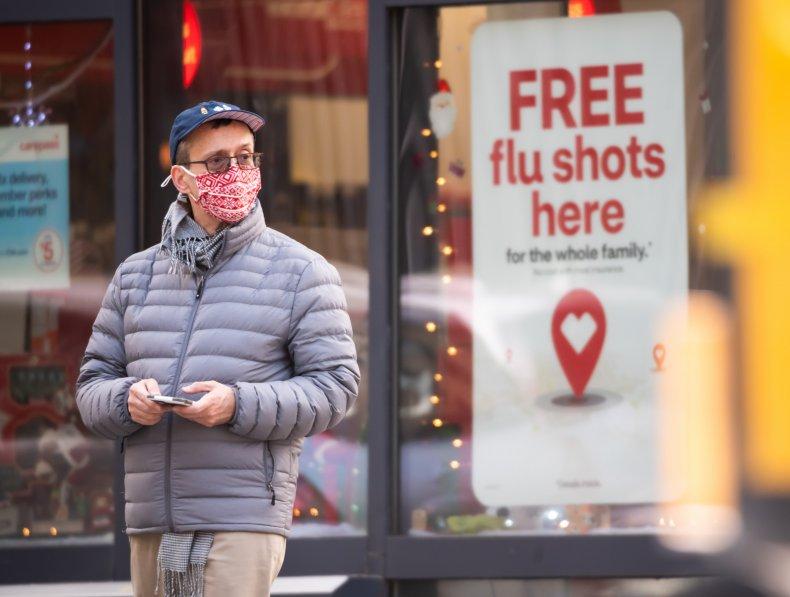 CDC Urges Flu Shot