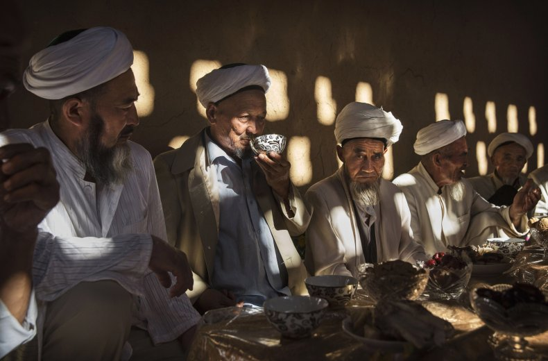 China's Uyghur Minority Marks Muslim Holiday In