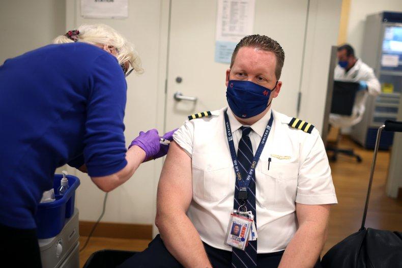 airlines vaccine mandates United Southwest strikes
