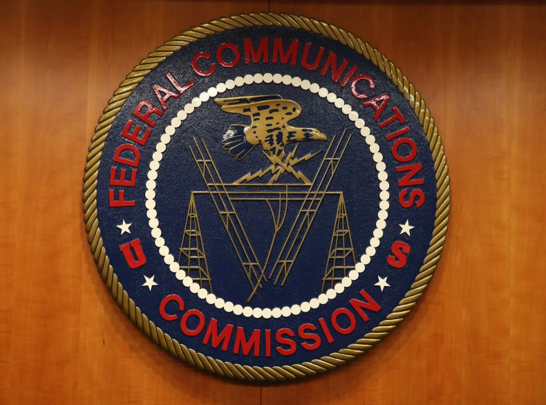 Federal Communications Commission Set